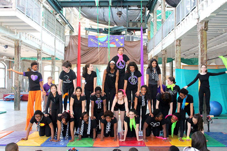Stuart sophomores explore diversity and inclusion through incredible circus PBL experience