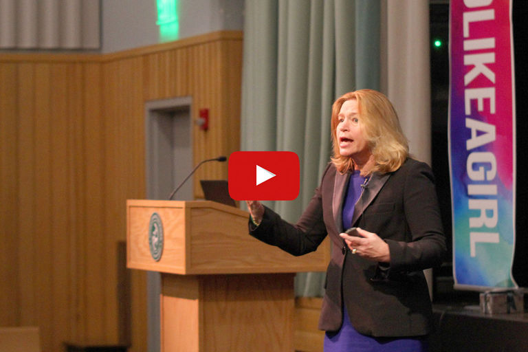 Watch videos of our amazing #LEADLIKEAGIRL keynote speakers and more!