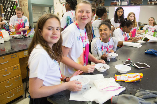Princeton Packet: Stuart conference aims to close girl gap in STEM, entrepreneurship