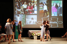 Bond of Stuart sisterhood celebrated as juniors honor the Class of 2017