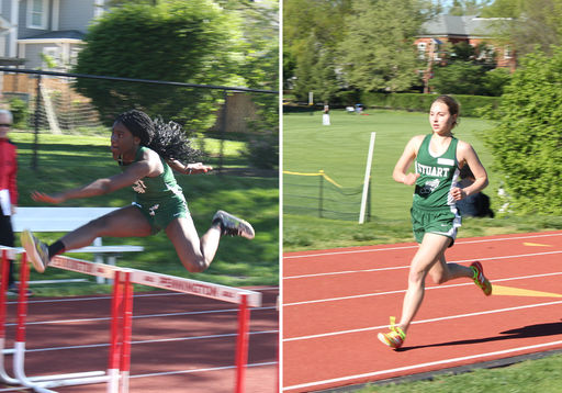 Two Stuart Track athletes named All Prep by Trenton Times