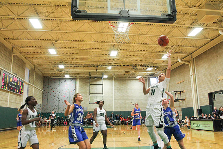 Trentonian: Stuart Country Day basketball continues domination of hometown