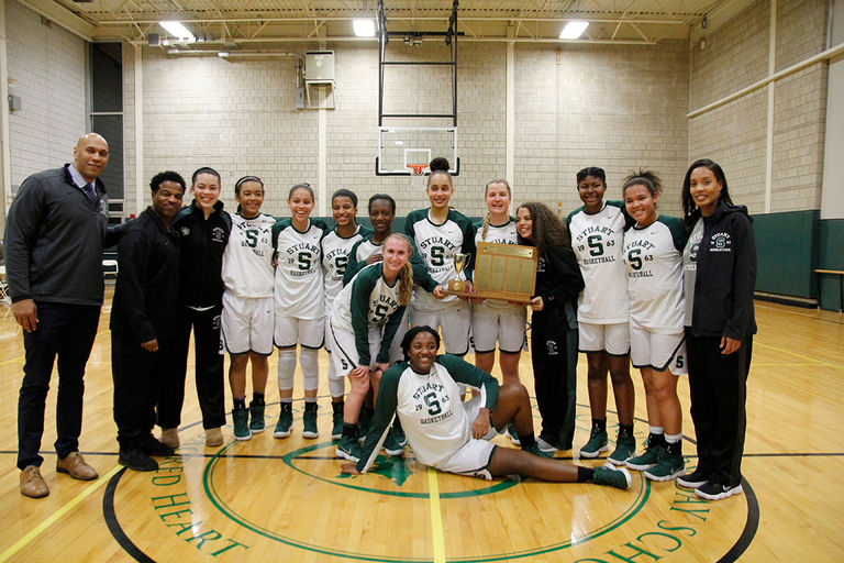 Town Topics: Dominating at Both Ends of the Court, Stuart Hoops Wins First Prep B Crown