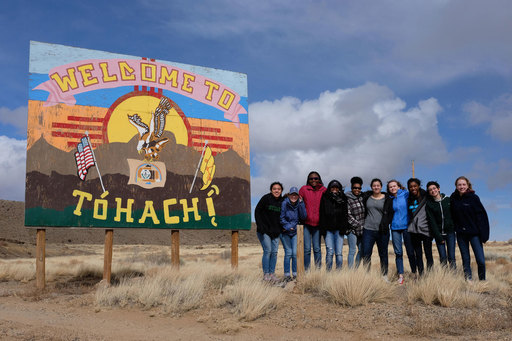 Trip to Navajo Nation, New Mexico provides learning and service opportunities