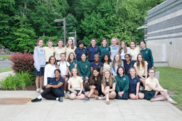 Eighth grade students earn national recognition on Spanish and French Exams