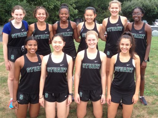 Cross country team earns 24th dual meet win at PDS