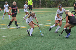 Varsity field hockey earns second straight victory with 4-0 win over Pennington