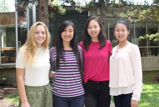 Five Stuart seniors recognized by National Merit Scholarship Program