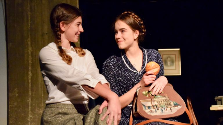 Get your tickets for the Upper School Fall Play on Nov. 2 and 3
