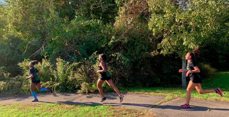 First annual Upper School Stuart Cross Country Invitational sees top times for runners
