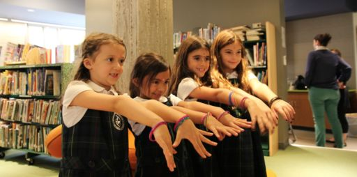 Lower School Diwali festival celebrates rich diversity and cultural traditions