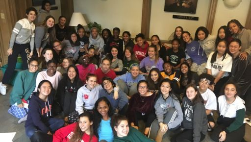Seniors take the sophomore class on a journey for annual retreat
