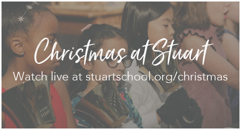 Watch our Christmas concerts LIVE!