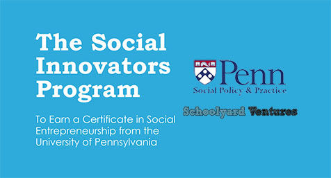 NEW Upper School opportunity: The Social Innovators Program with UPenn and Schoolyard Ventures