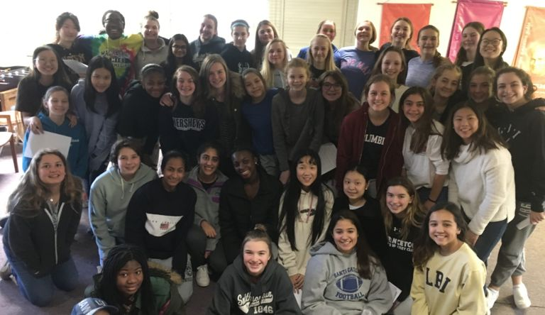 Eighth grade retreat named in honor of Navajo Nation