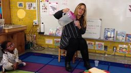 How full is your bucket? EC Butterflies learn about kindness with school counselor Jennifer Peck-Nolte