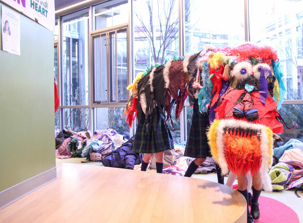 Lower School rings in the Lunar New Year with performances, trivia and stories