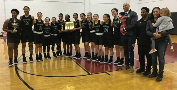 NJ.com: Stuart Day girls basketball beats Mo-Beard, wins back-to-back Prep B titles