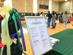 Over 25 local organizations take part in second annual volunteer fair
