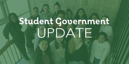 Student Government Update