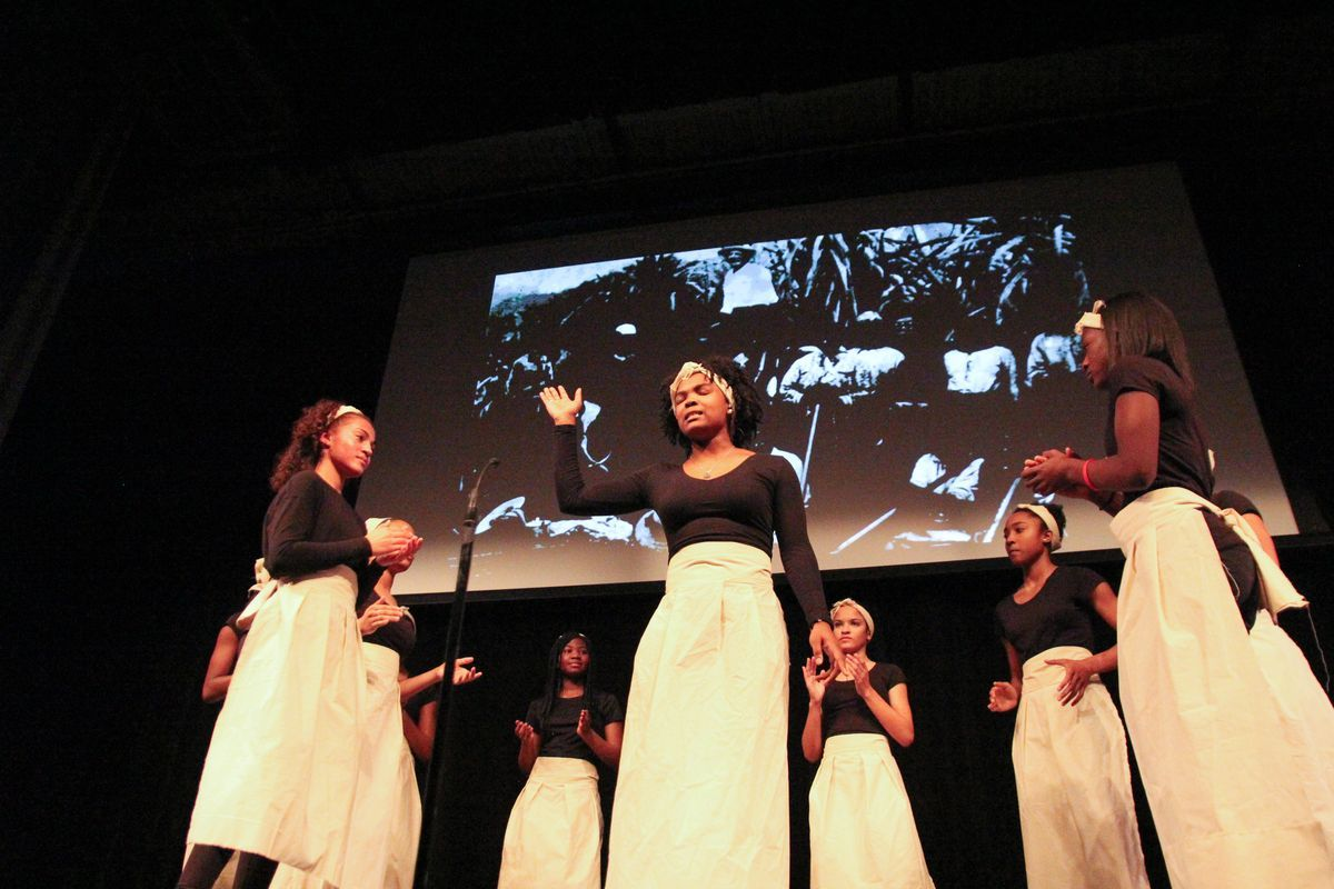 Herstory II pays tribute to black women and girls throughout history with moving and emotional performance