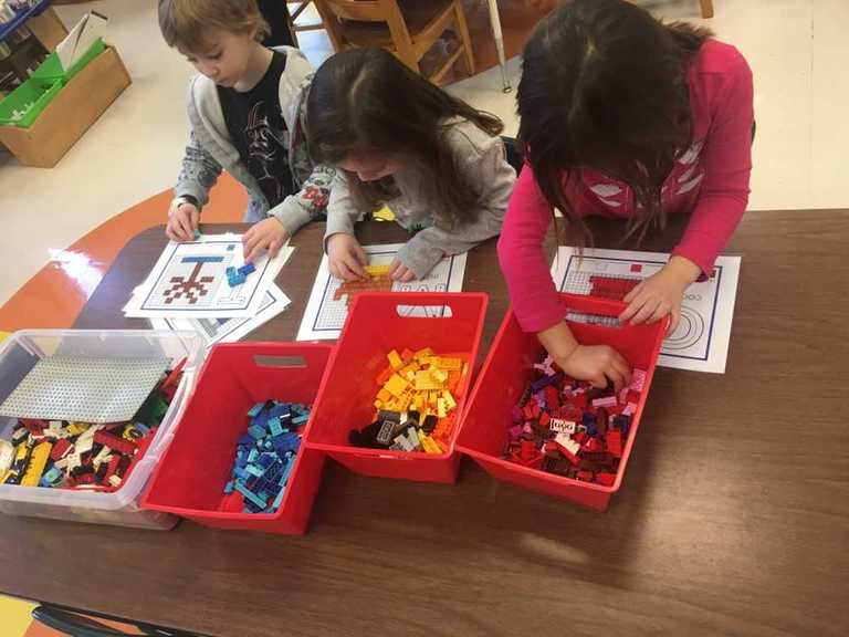 A look at the benefits of centers in the Early Childhood classes