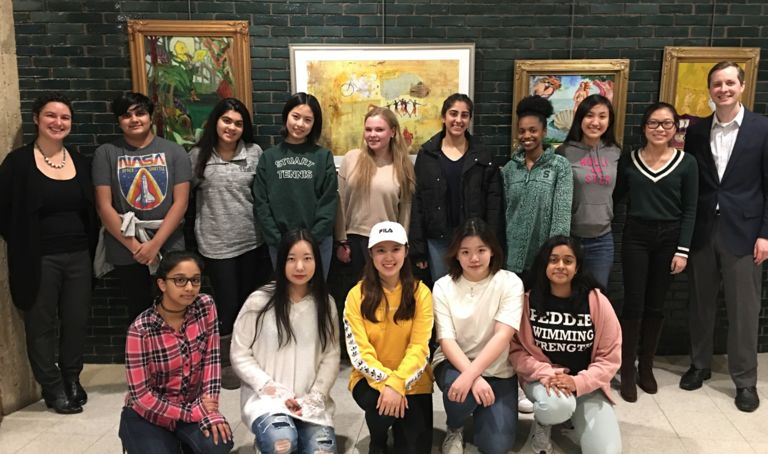 Sixteen Upper School students accepted to the new Social Innovators Program at UPenn