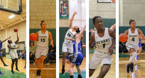 Stuart players named to Trentonian All-Area and Prep girls basketball teams; Head Coach Justin Leith ties for Prep Coach of the Year