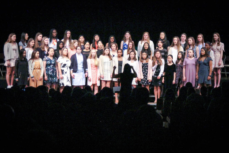 Enjoy photos and video from the All-School Art Show and Spring Concert