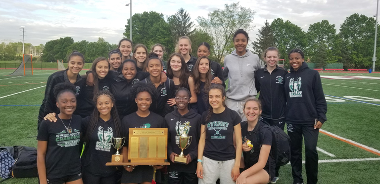 Another repeat Prep B! Stuart track wins second NJISAA Prep B Outdoor Track Championship title in a row!