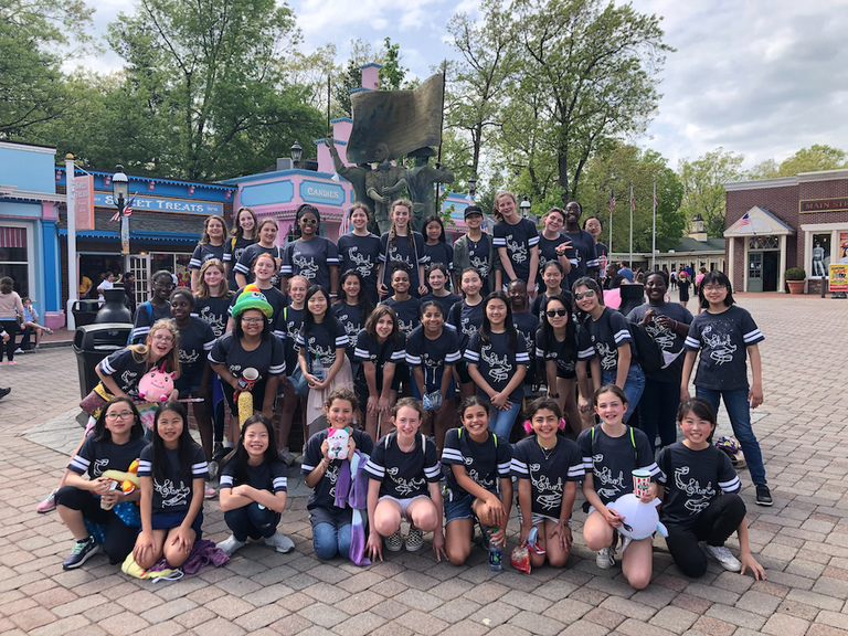 "Stuart Voices Middle School choir earn ""Excellent"" rating at Music in the Parks festival"