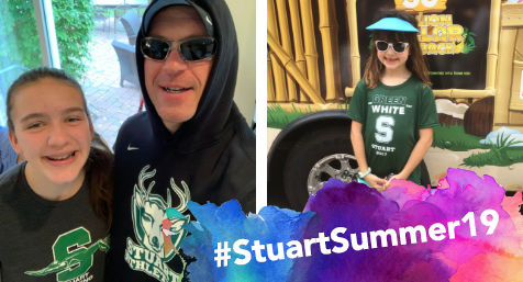 #StuartSummer19: Help us build a Stuart family photo album