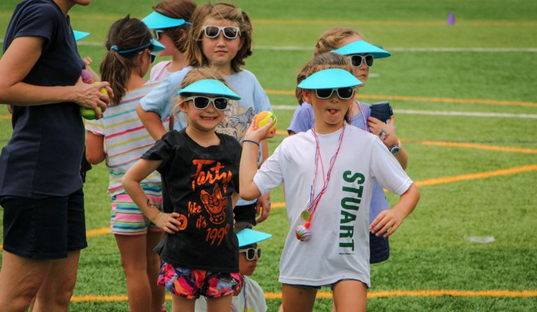 Stuart Parent Association hosts day of fun in the sun for Lower School end of year party