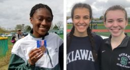 Three Stuart track and field athletes earn All-Prep honors from NJ.com